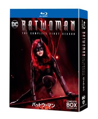 BATWOMAN/バットウーマン<シーズン1>ブルーレイ コンプリート・ボックス(5枚組)