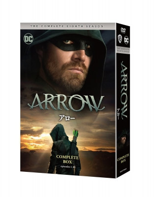 ARROW/アロー <ファイナル・シーズン>DVD コンプリート・ボックス(3枚組)