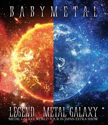 LEGEND -METAL GALAXY (METAL GALAXY WORLD TOUR IN JAPAN EXTRA SHOW)<2Blu-ray>