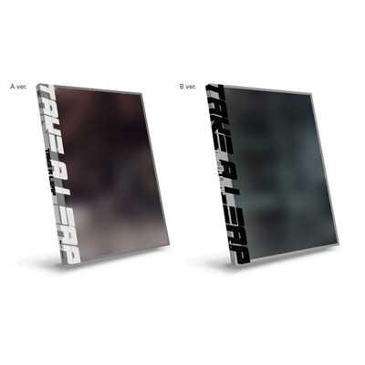 4th Mini Album: TAKE A LEAP (ランダムカバー・バージョン)