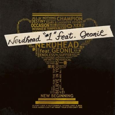 #1 feat.GEONIL (7インチシングルレコード)
