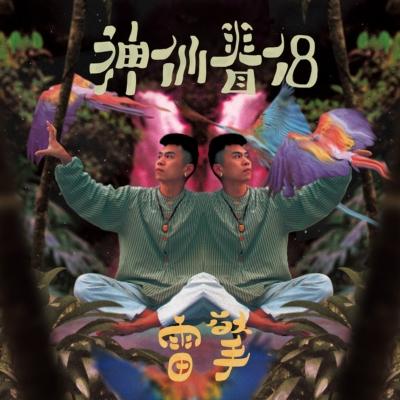 神仙眷侶Twin Flames (7インチシングルレコード)
