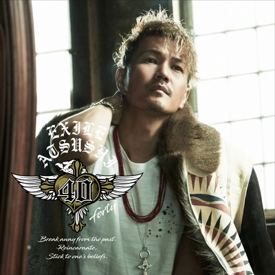 40 〜forty〜【CD+DVD】
