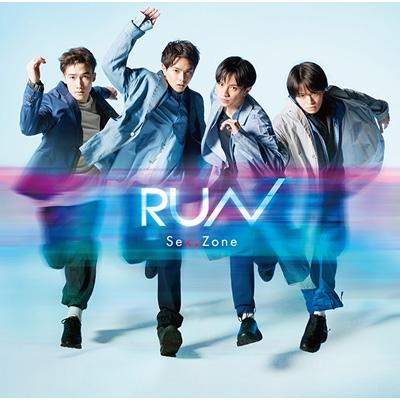 RUN 【初回限定盤B】(+DVD)
