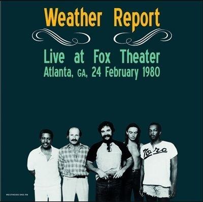 Live At Fox Theater, Atlanta, Ga, February 24, 1980 (アナログレコード)