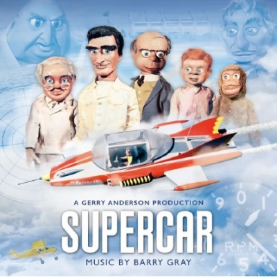 Supercar スーパーカー (イエロー・ヴァイナル仕様2枚組アナログレコード)