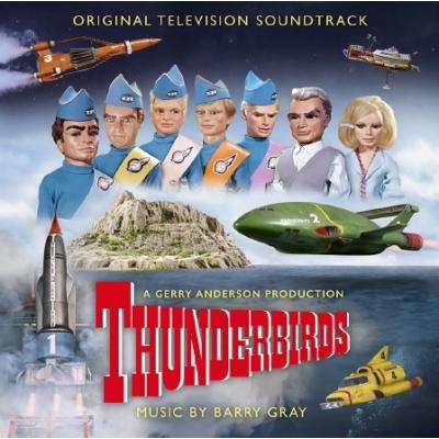 Thuderbirs サンダーバード (ブルー・ヴァイナル仕様2枚組アナログレコード)