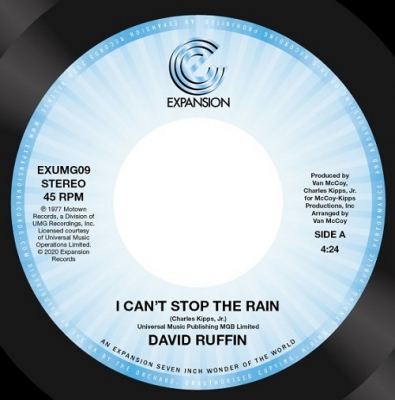 I Can't Stop The Rain / Questions (7インチシングレコード)