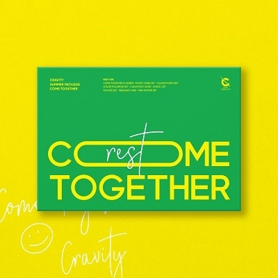 CRAVITY SUMMER PACKAGE'COME TOGETHER' REST VER.