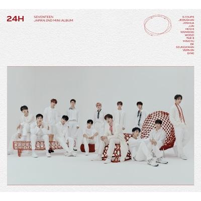 24H 【初回限定盤B】(+50P PHOTO BOOK)