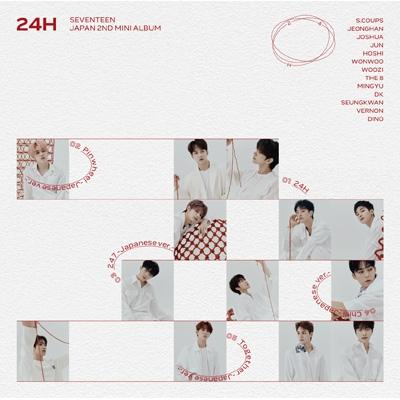 24H 【通常盤】(+20P PHOTO BOOK)