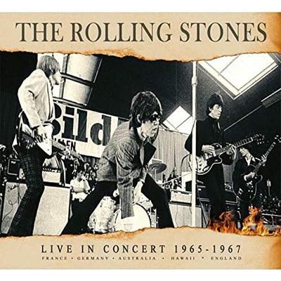 Live In Concert 1965-1967 (2CD)