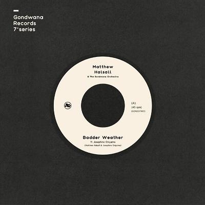 Badder Weather / As I Walk (Feat.Josephine Oniyama)(7インチシングルレコード)