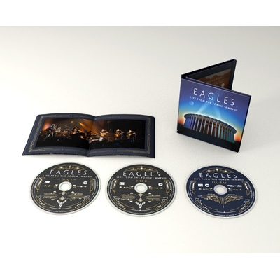 Live From The Forum 2018 (2CD+Blu-ray)