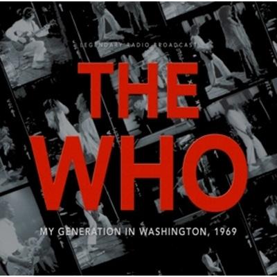 My Generation In Washington 1969