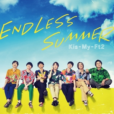 ENDLESS SUMMER 【初回盤A】(+DVD)
