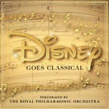 Disney Goes Classical (アナログレコード)