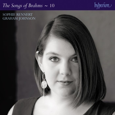 Complete Lieder Vol.10 : Sophie Rennert(T)Graham Johnson(P)