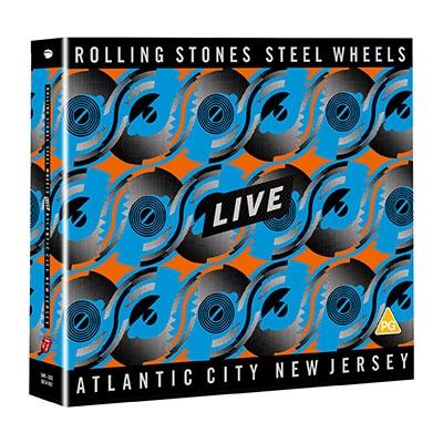 Steel Wheels Live 【限定盤】(DVD+2SHM-CD)