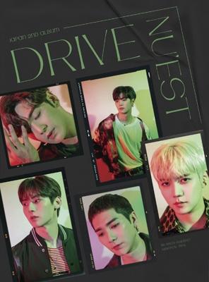 DRIVE 【初回生産限定B盤】(CD+DVD+フォトブックレットB ver.)