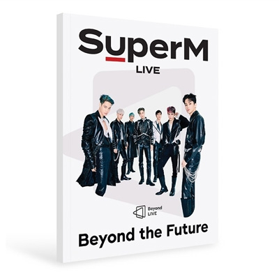 Beyond LIVE BROCHURE SuperM [Beyond the Future]