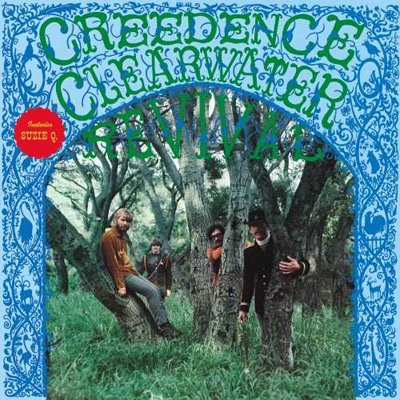 Creedence Clearwater Revival スージーQ <MQA-CD/UHQCD>(紙ジャケット)