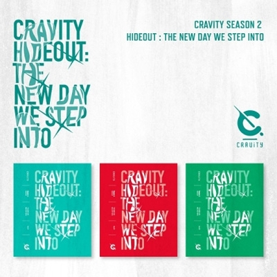 CRAVITY SEASON 2 HIDEOUT: THE NEW DAY WE STEP INTO (ランダムカバー・バージョン)