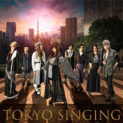TOKYO SINGING【初回限定書籍盤】
