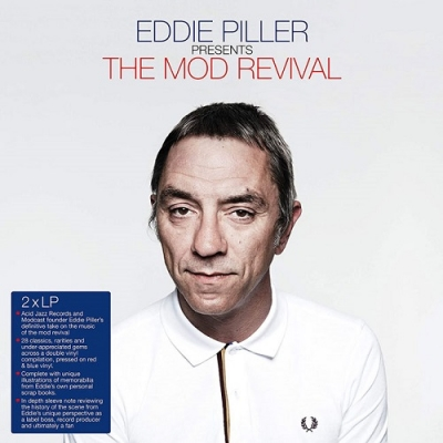 Eddie Piller Presents The Mod Revival (カラーヴァイナル仕様/2枚組アナログレコード)