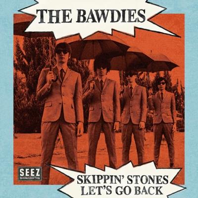 SKIPPIN' STONES/LET'S GO BACK【2020 レコードの日 限定盤】(7インチシングルレコード)