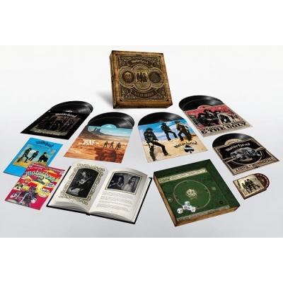 Ace Of Spades (40th Anniversary Edition)(8枚組アナログレコード/BOXセット+DVD)