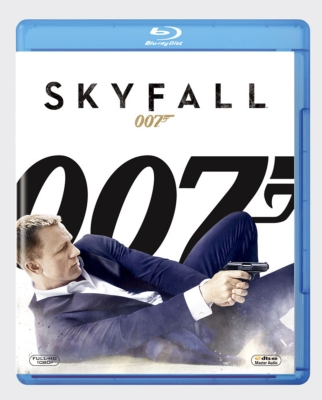 007/スカイフォール【ブルーレイ】