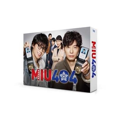 MIU404 -ディレクターズカット版-Blu-ray BOX