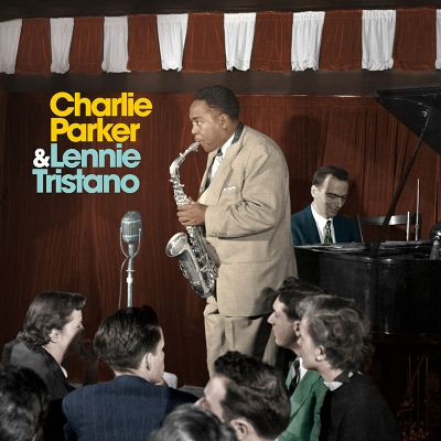 Charlie Parker And Lennie Tristano (カラーヴァイナル仕様/180グラム重量盤レコード)