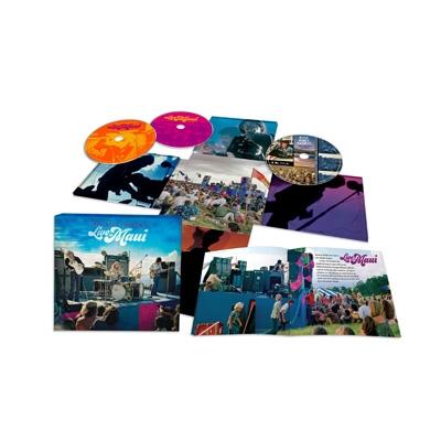 Live In Maui (2CD+Blu-ray)