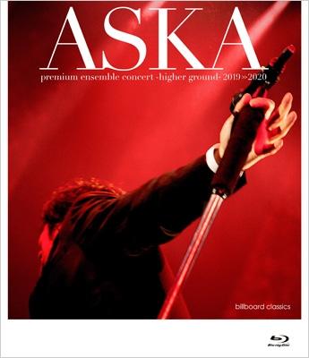 ASKA premium ensemble concert -higher ground-2019≫2020(+CD)