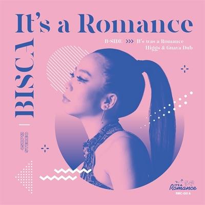 It's A Romance / It Was A Romance (Dub)(7インチシングルレコード)