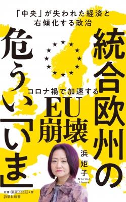 統合欧州の危うい「いま」 「中央」が失われた経済と右傾化する政治 詩想社新書