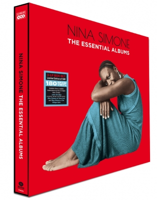 Essential Albums (3枚組/180グラム重量盤レコード/waxtime)