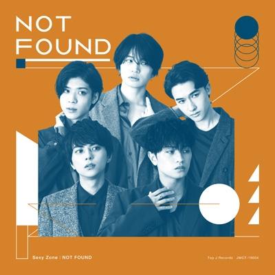 NOT FOUND 【初回限定盤B】