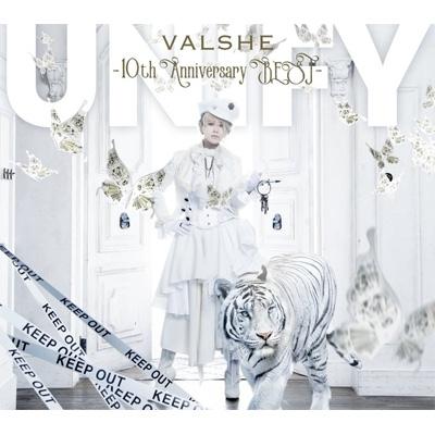 UNIFY -10th Anniversary BEST-【初回限定盤】(+DVD)
