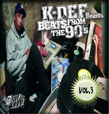Beats From The 90's Vol.3 (アナログレコード)