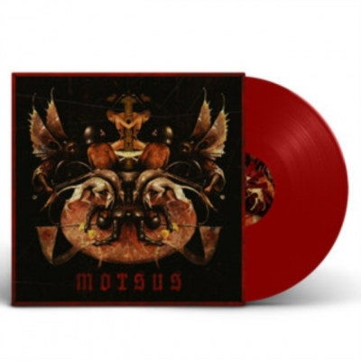 Morsus (カラーヴァイナル仕様/アナログレコード)