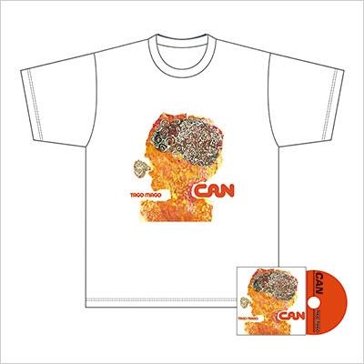 TAGO MAGO <紙ジャケット/UHQCD>【Tシャツ付き限定盤】(+Tシャツ[L])