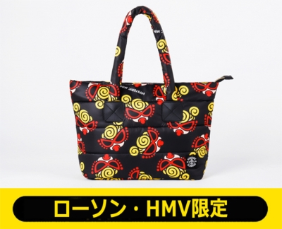 HYSTERIC MINI Quilting Bag Book BLACK Ver. 画像