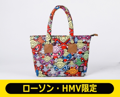 HYSTERIC MINI Quilting Bag Book MULTI COLOR Ver. 画像