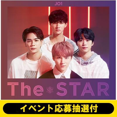 《ユニットトークイベント応募抽選付き/全額内金》 The STAR 【初回限定盤Red】(+DVD)