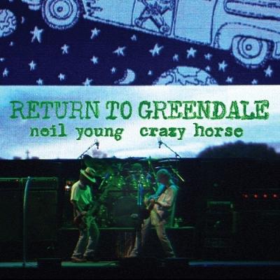 Return To Greendale (デラックスエディション)(2枚組アナログレコード+2CD+Bluray+DVD)