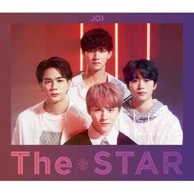 The STAR 【初回限定盤Red】(CD+DVD)
