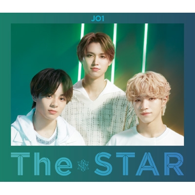 The STAR 【初回限定盤Green】(CD+PHOTO BOOK)